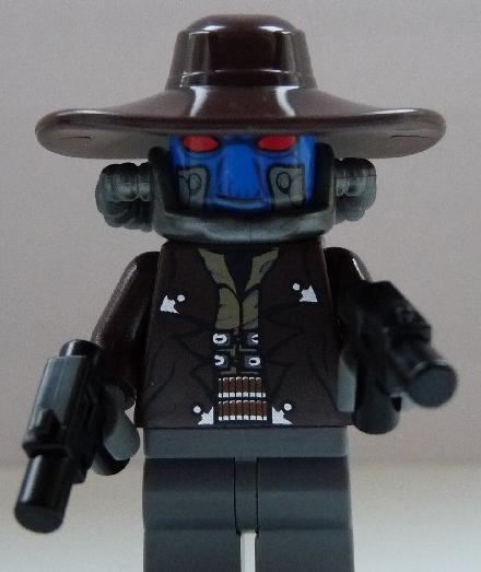Lego Minifigure Coloring Pages The Ugly Duckling at BrickLink LEGO Star Wars Minifigures Cad Bane x
