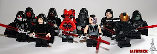 The Ugly Duckling: Custom Sith Army by JasBrick