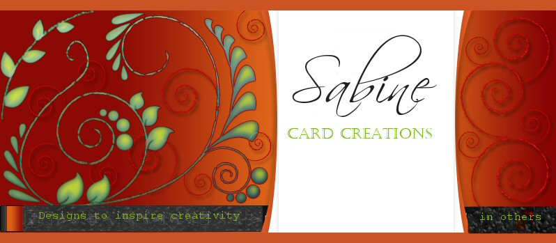 Sabine Card Creations
