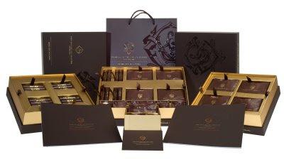 WORLD OF CIGARS: House of Grauer Luxury Chocolates - The Cigar Smoker's Chocolate Companion