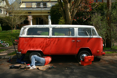Welcome To My Electric Vw Bus Conversion Blog In The Summer Of 2007 I Made Up Mind Convert A 1973 Bay Window An Vehicle Ev