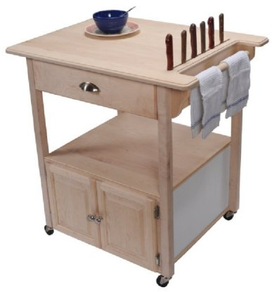 How To Roll Around Kitchen Cart Plans Free Woodworking