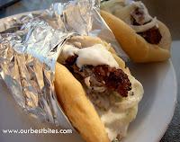 Gyro Burger Pitas
