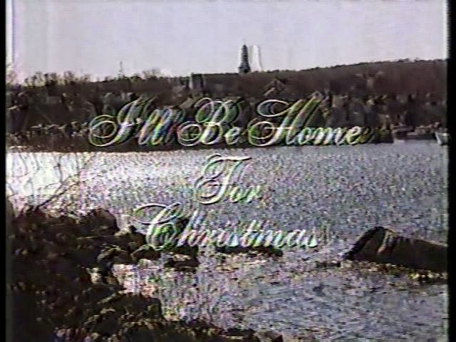 I Ll Be Home For Christmas 1988.Rare And Hard To Find Titles Tv And Feature Film I Ll Be