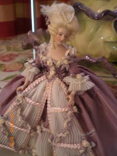 Marie Arden Pink Living Marie Antoinette Doll