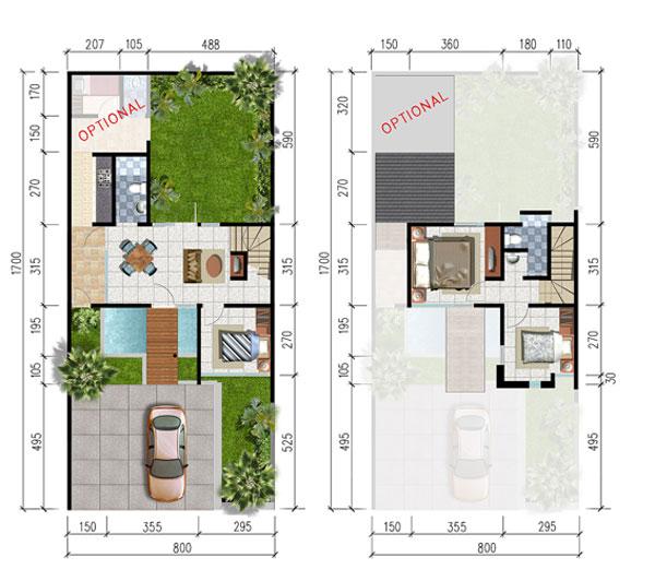 Rumah Dijual Di Bukit Palma Citraland Surabaya - Micro USB m