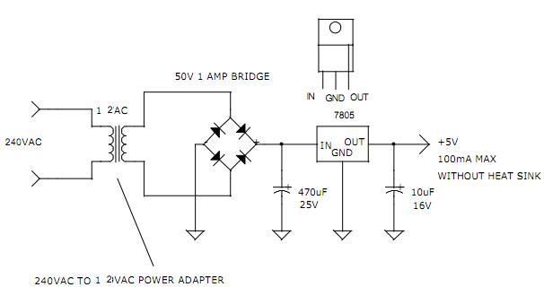8051 Interfacings  Basic Circuit