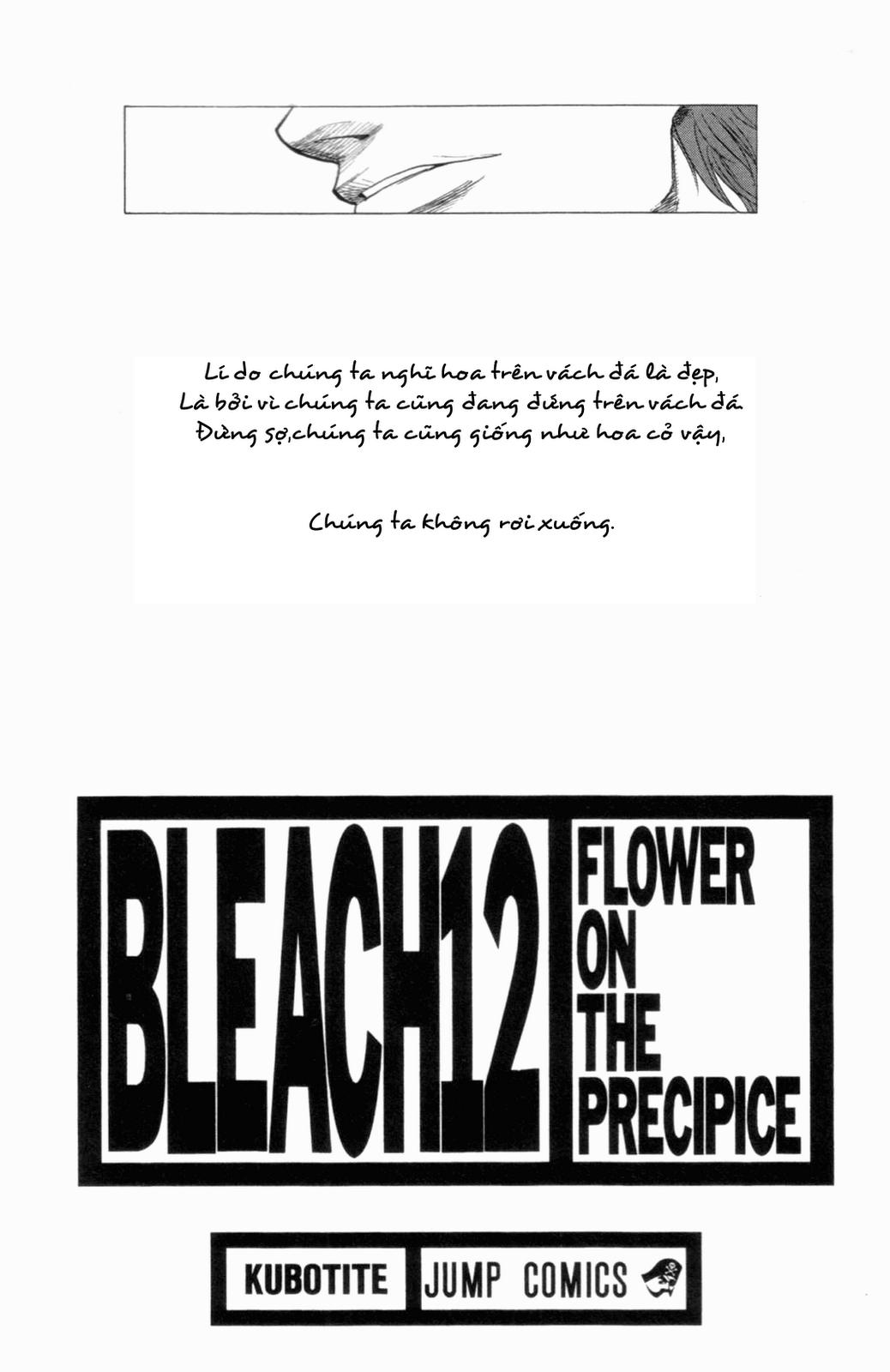 Bleach chapter 99 trang 21