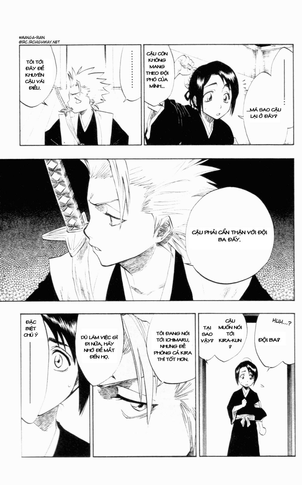 Bleach chapter 99 trang 17