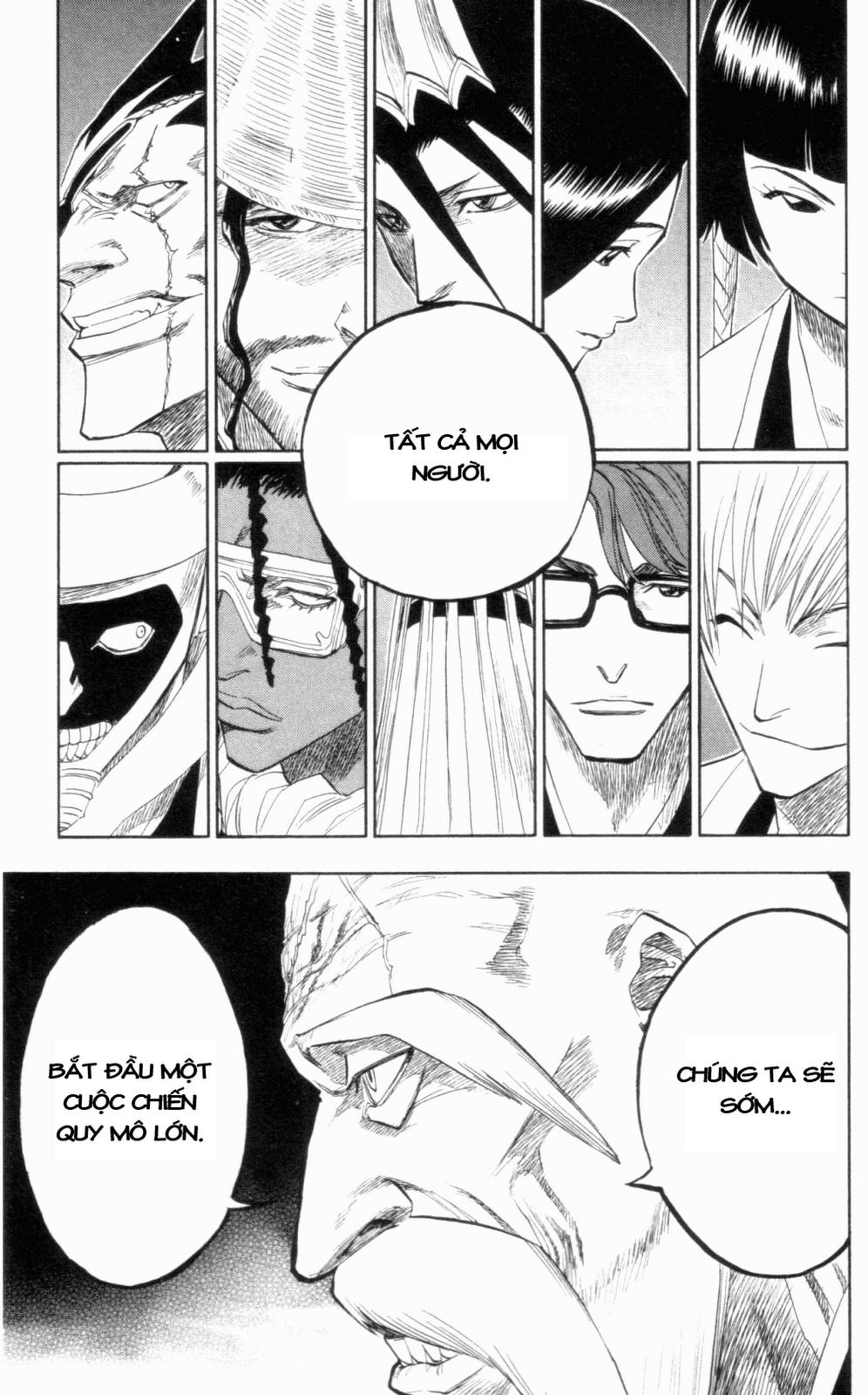 Bleach chapter 99 trang 19