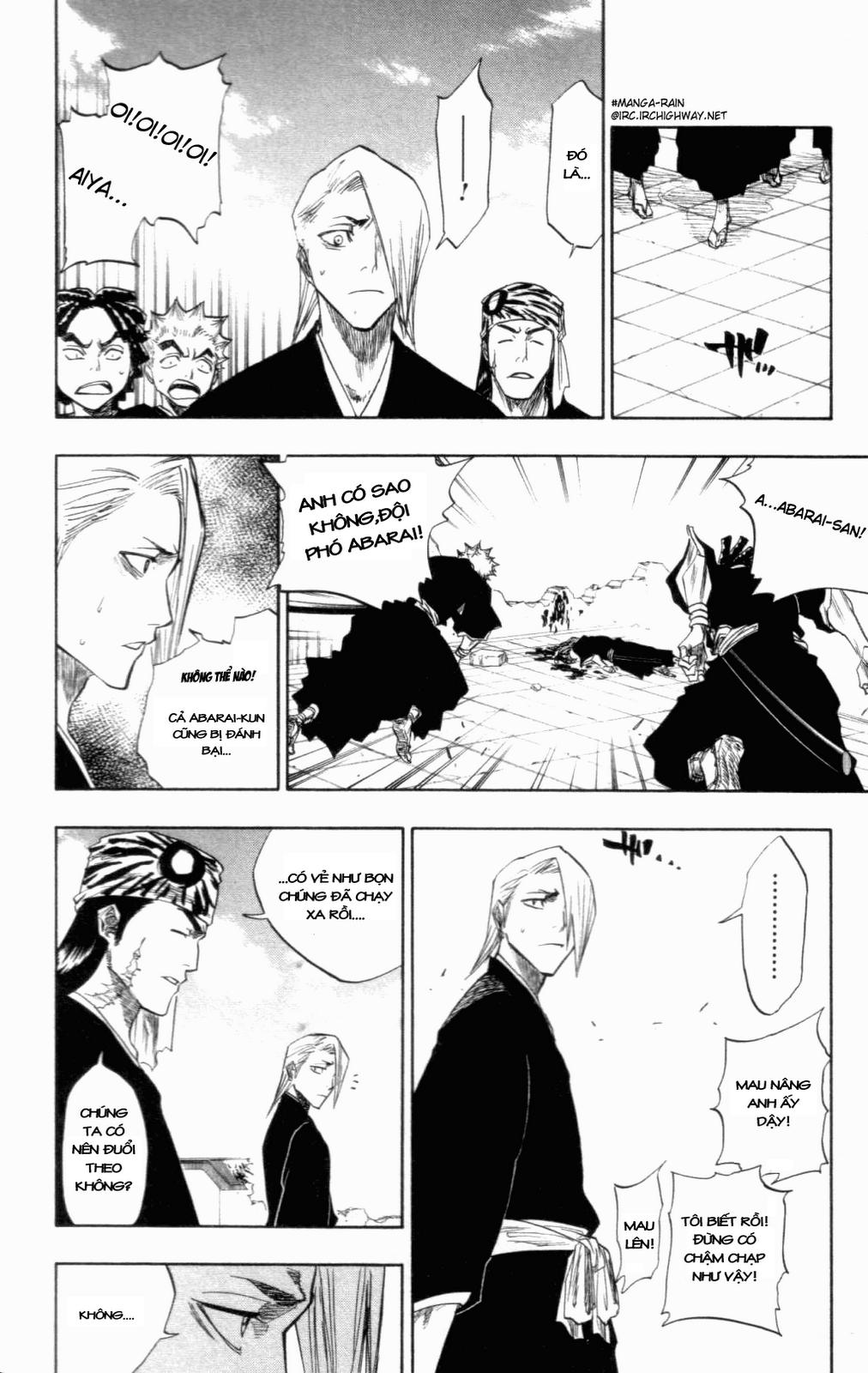 Bleach chapter 99 trang 8