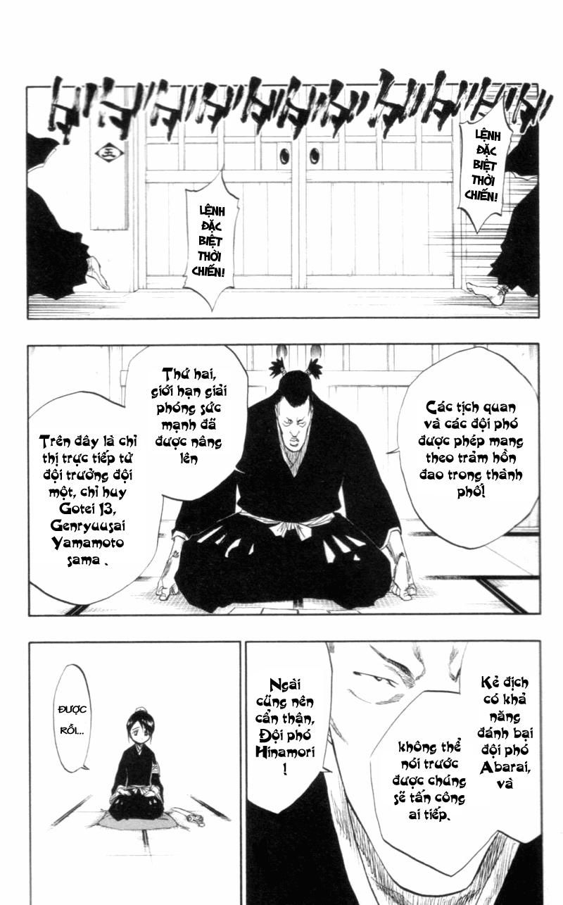 Bleach chapter 100 trang 7