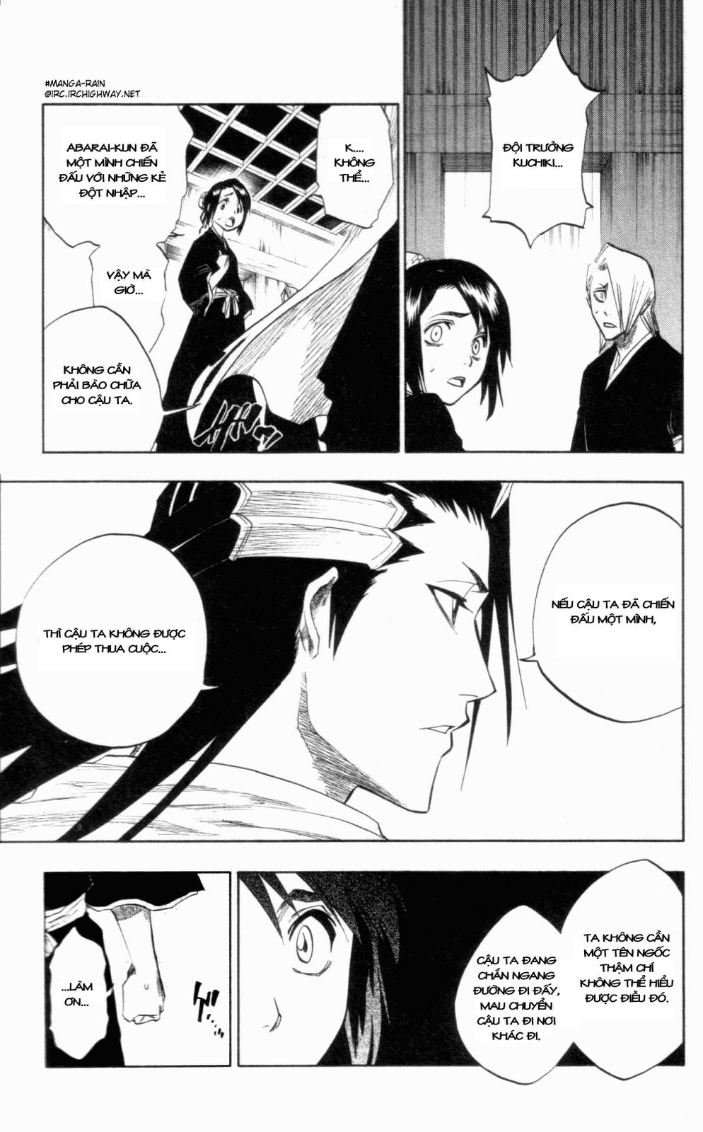 Bleach chapter 99 trang 13
