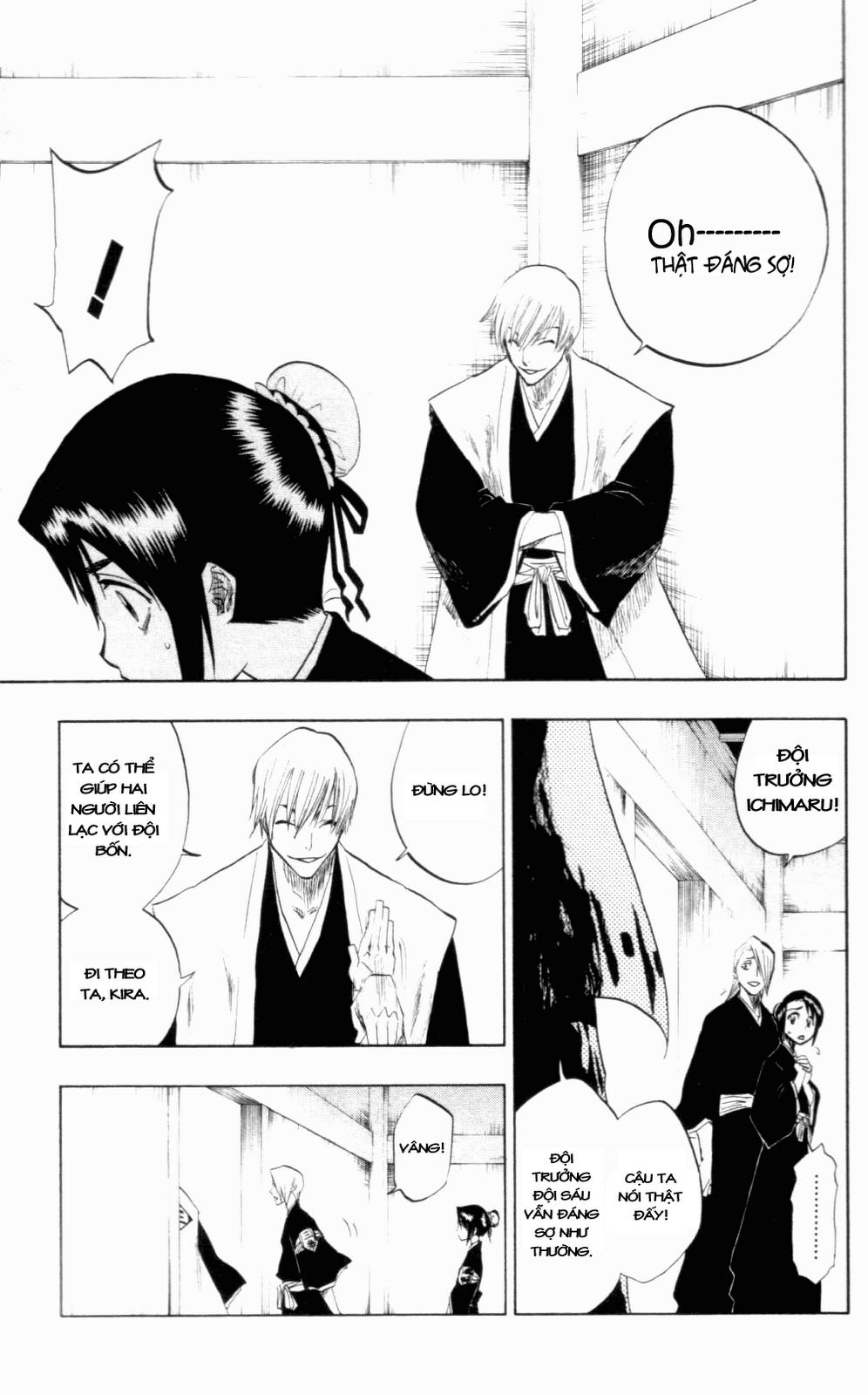 Bleach chapter 99 trang 15