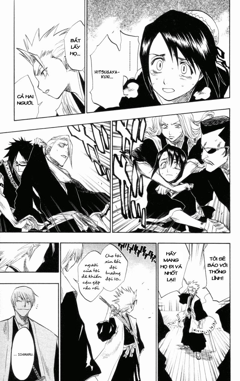 Bleach chapter 101 trang 15