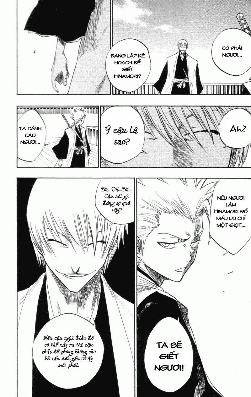 Bleach chapter 101 trang 16