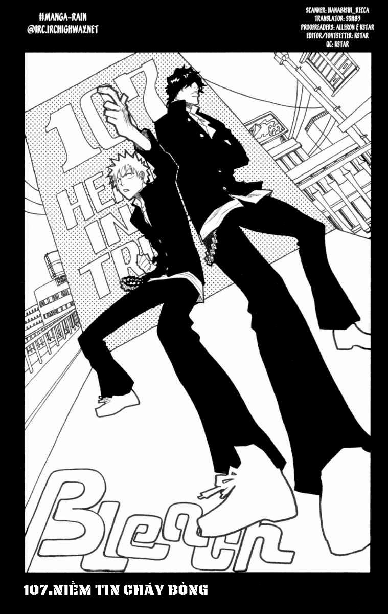 Bleach chapter 107 trang 3