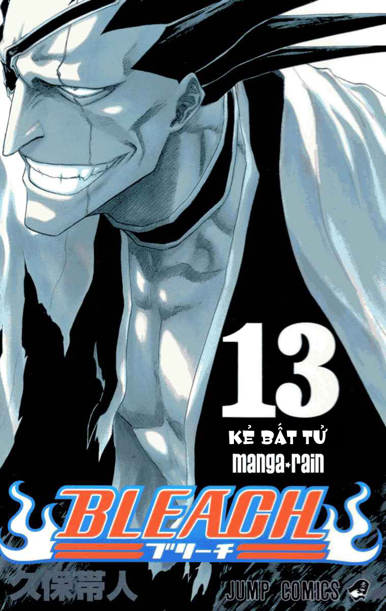 Bleach chapter 108 trang 1
