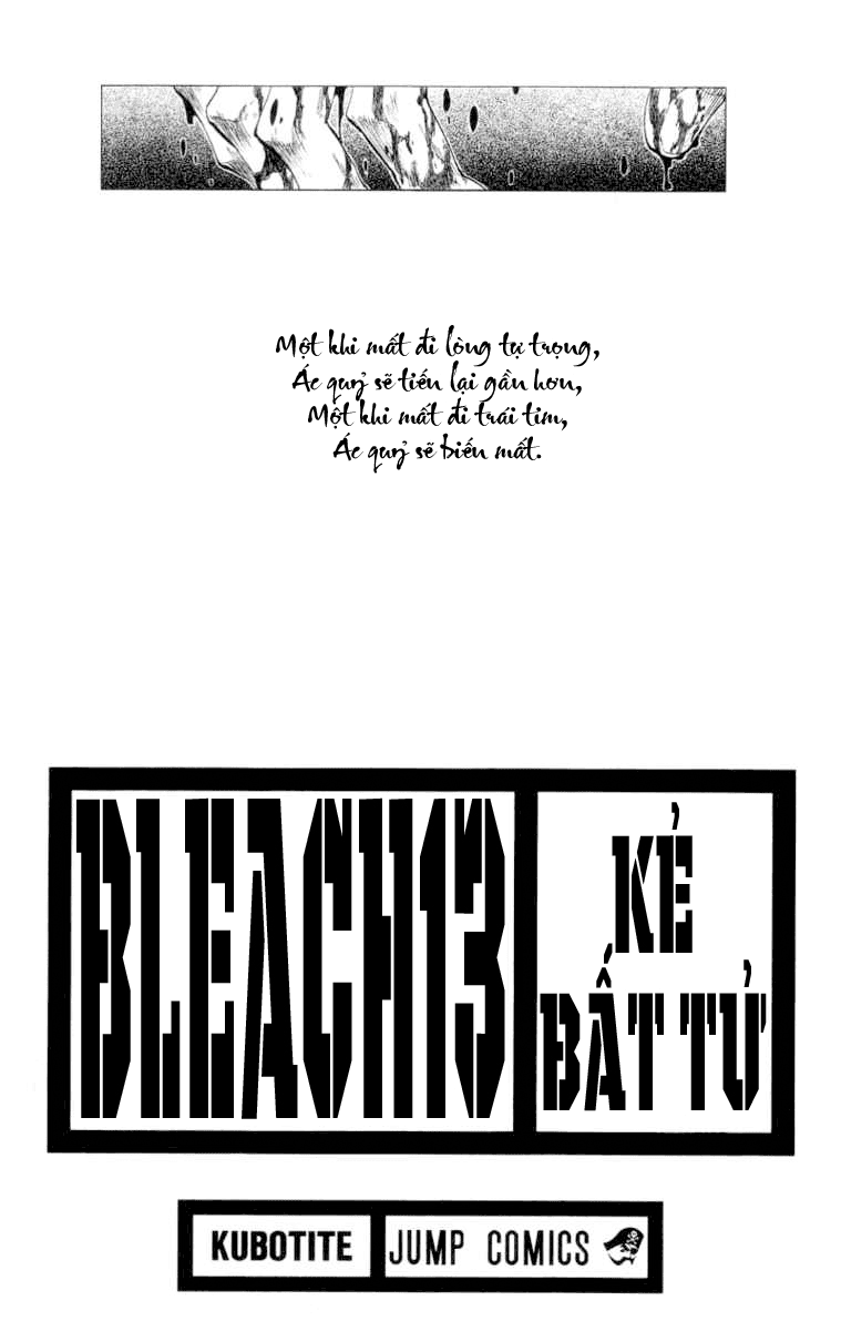 Bleach chapter 108 trang 2