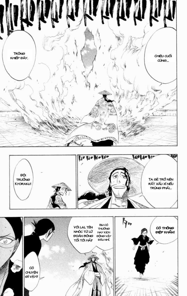 Bleach chapter 108 trang 8