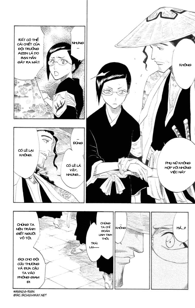 Bleach chapter 108 trang 11