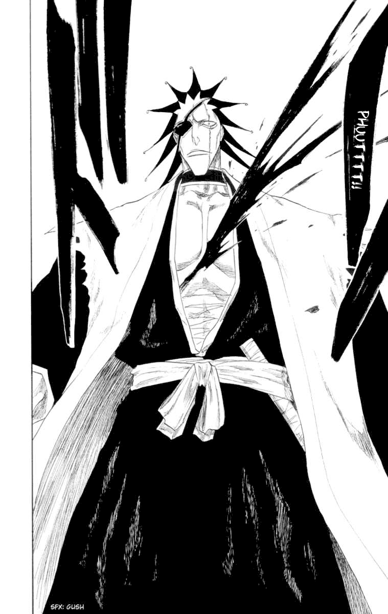 Bleach chapter 108 trang 27