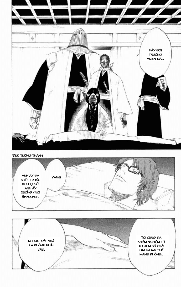 Bleach chapter 109 trang 7