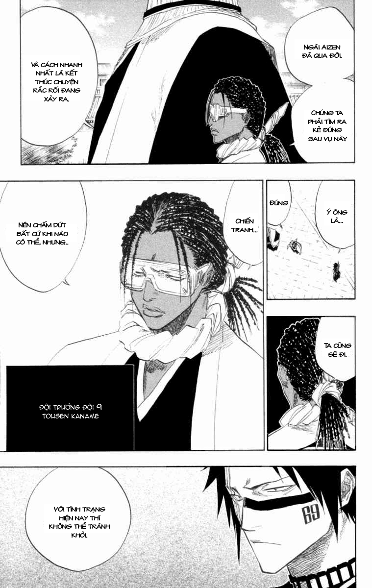 Bleach chapter 109 trang 10