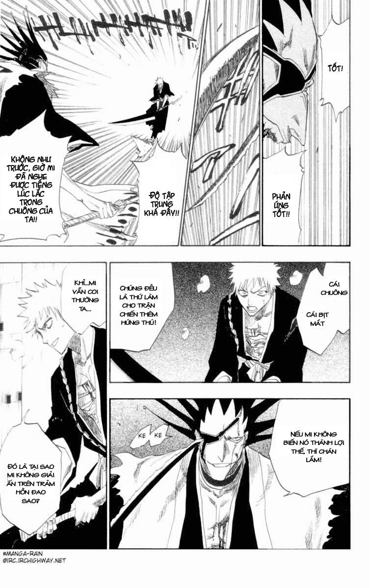 Bleach chapter 109 trang 16