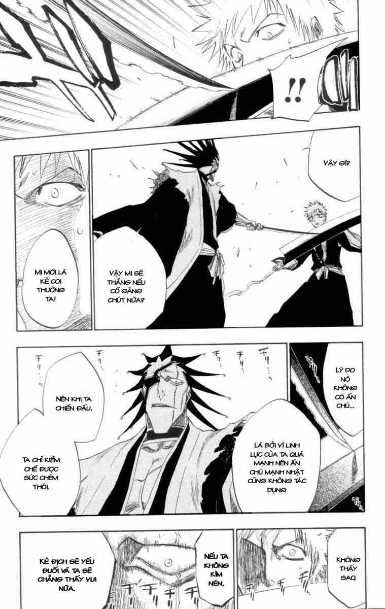 Bleach chapter 109 trang 18