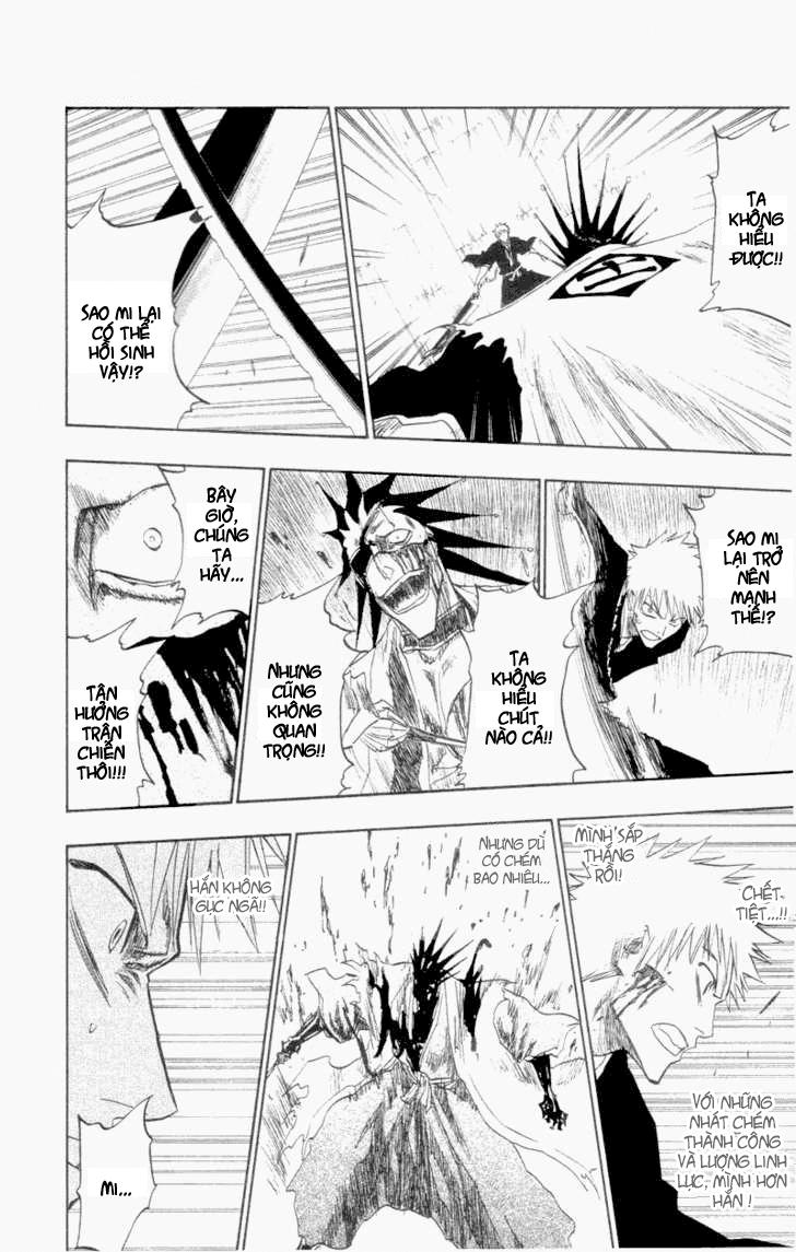 Bleach chapter 112 trang 14