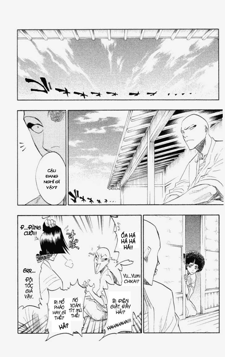 Bleach chapter 112 trang 16