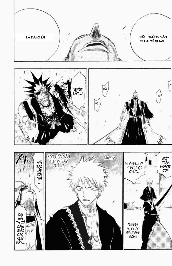 Bleach chapter 112 trang 18