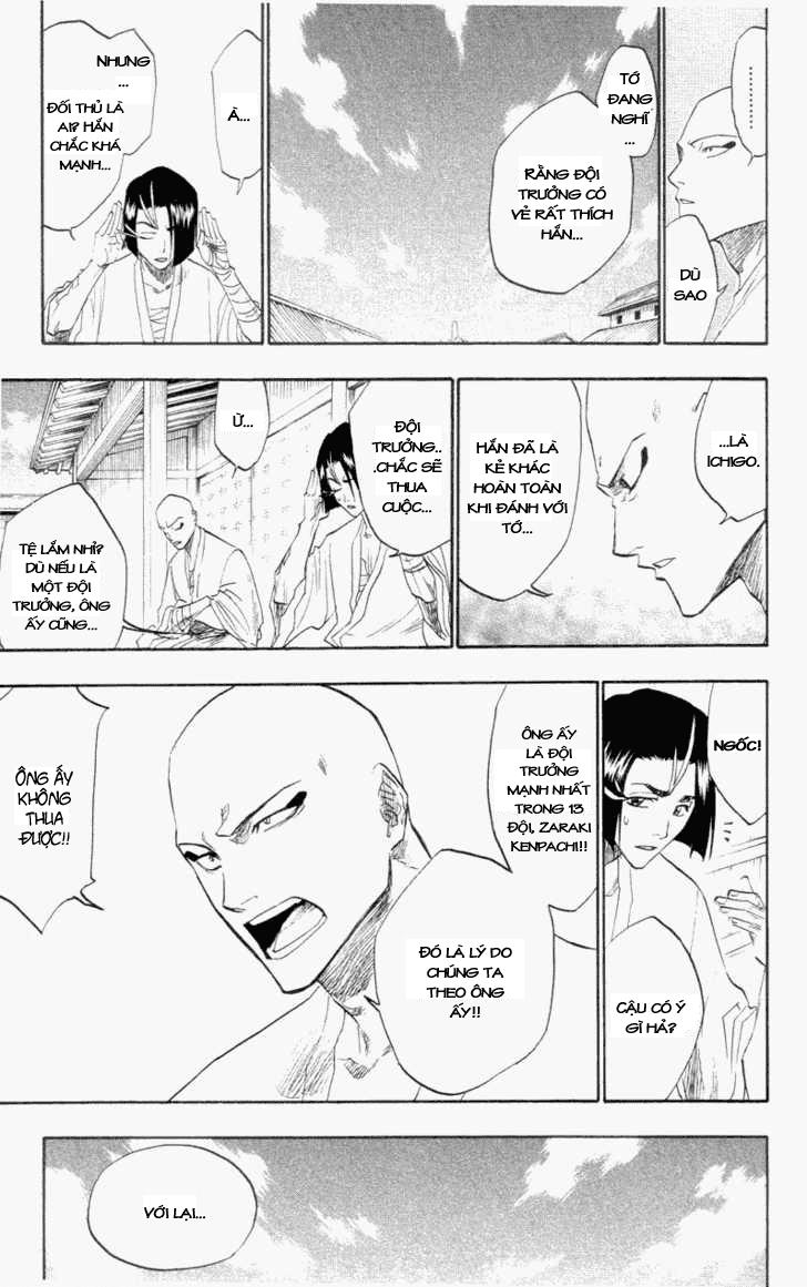 Bleach chapter 112 trang 17