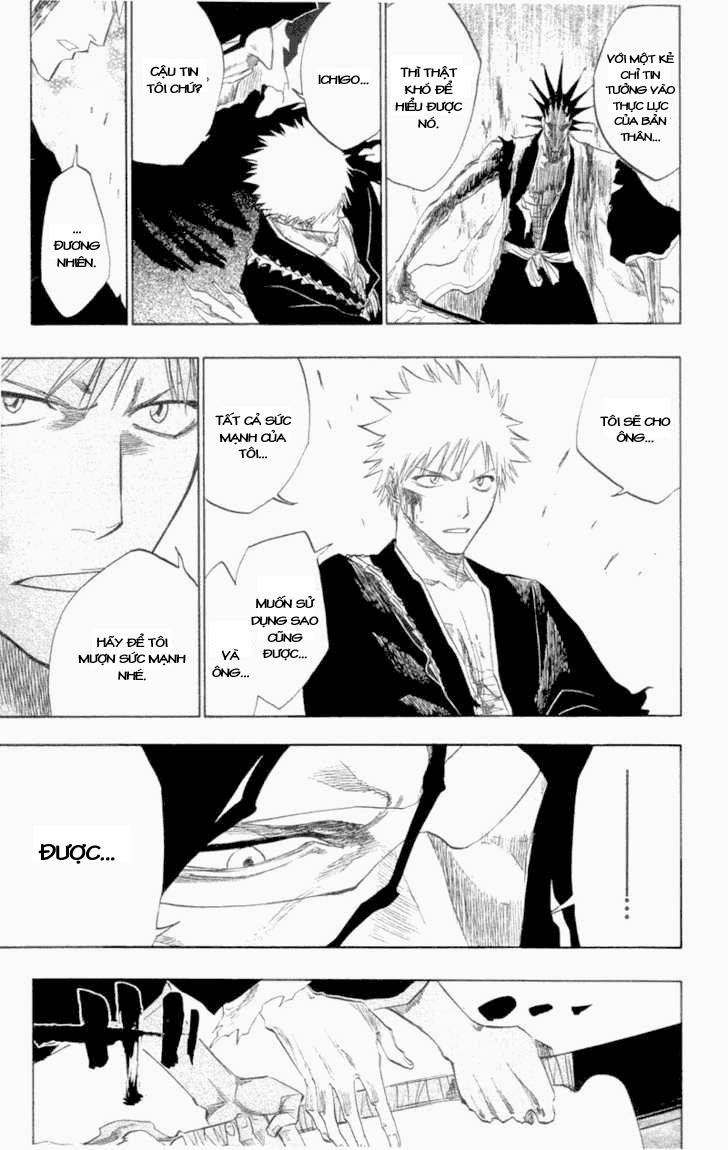 Bleach chapter 113 trang 9