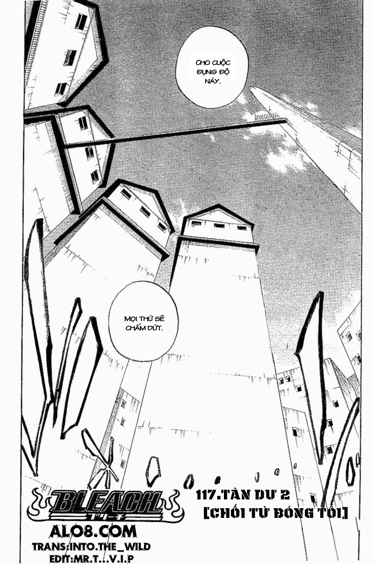 Bleach chapter 117 trang 8