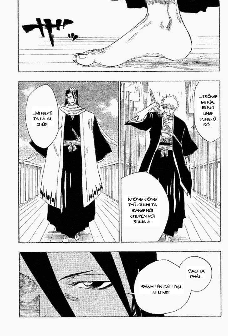 Bleach chapter 117 trang 9