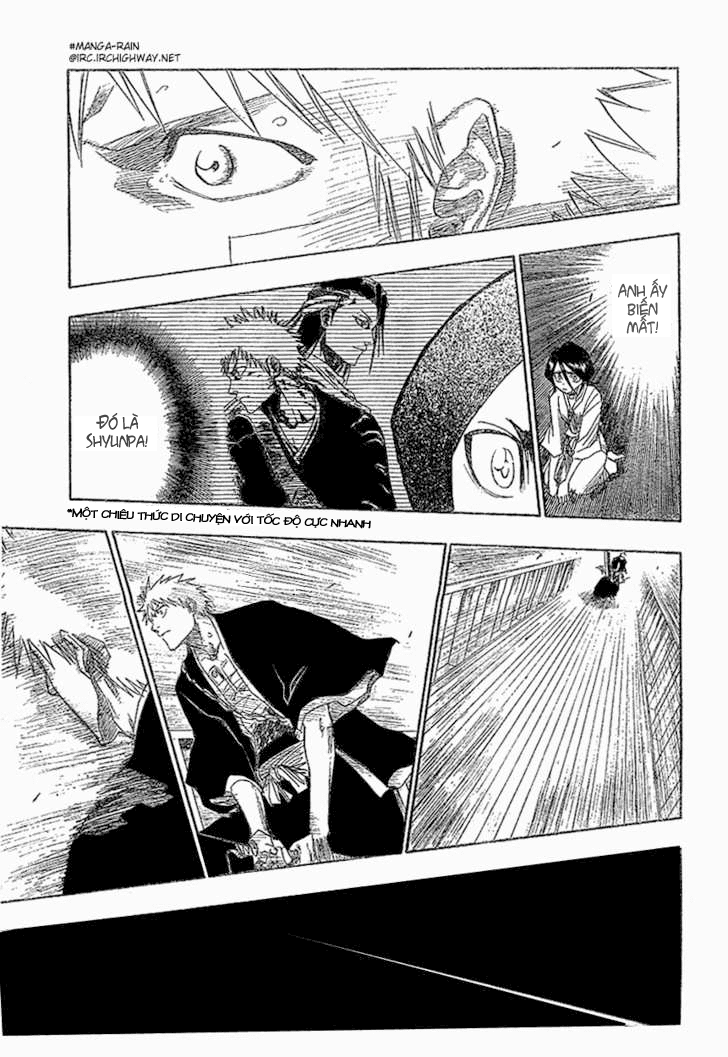 Bleach chapter 117 trang 14