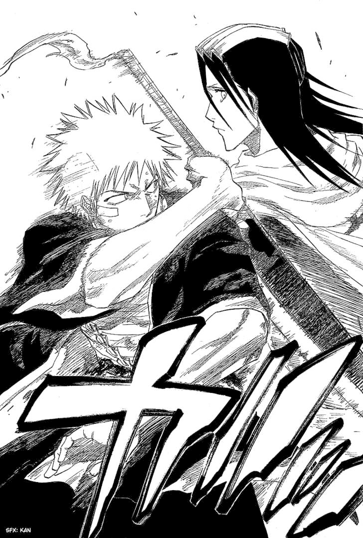 Bleach chapter 117 trang 15