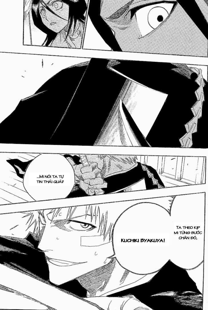 Bleach chapter 117 trang 16