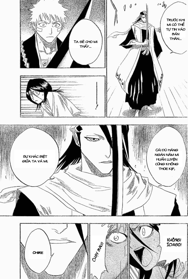 Bleach chapter 117 trang 18