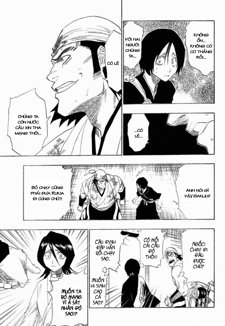 Bleach chapter 116 trang 6