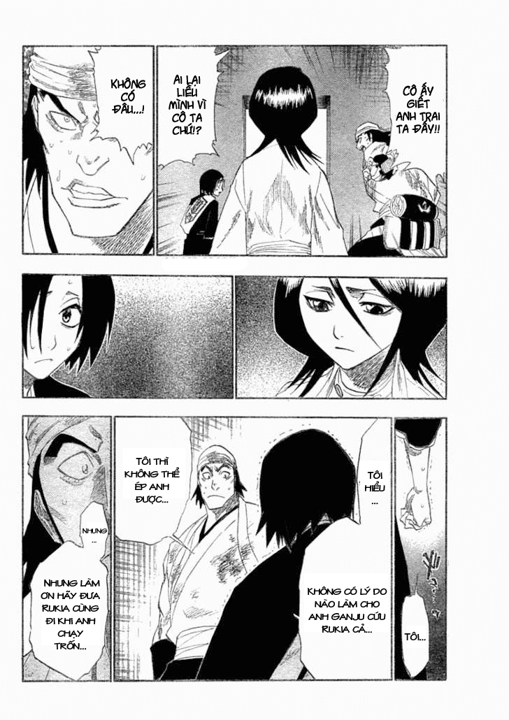 Bleach chapter 116 trang 7