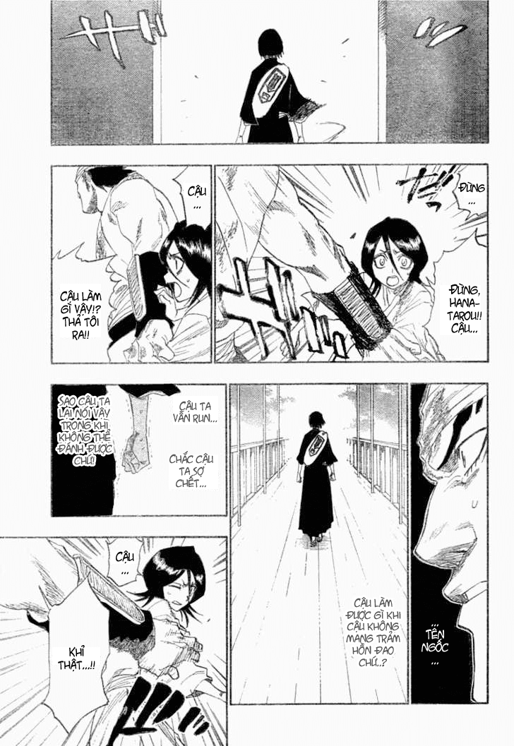 Bleach chapter 116 trang 10