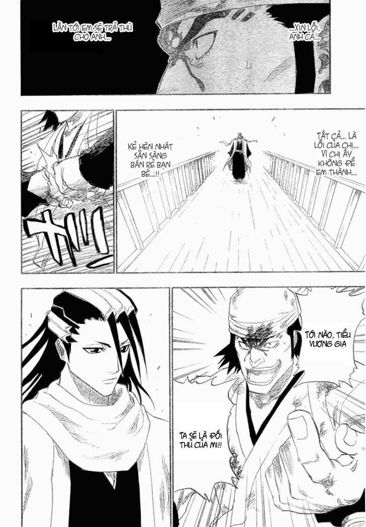 Bleach chapter 116 trang 13