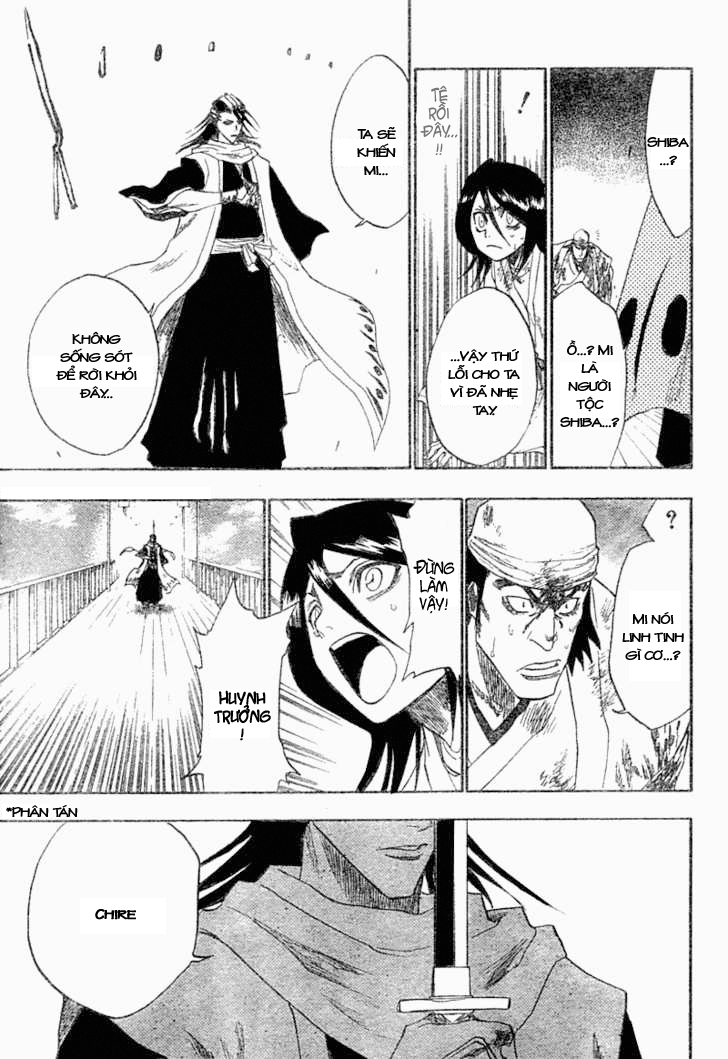 Bleach chapter 116 trang 34