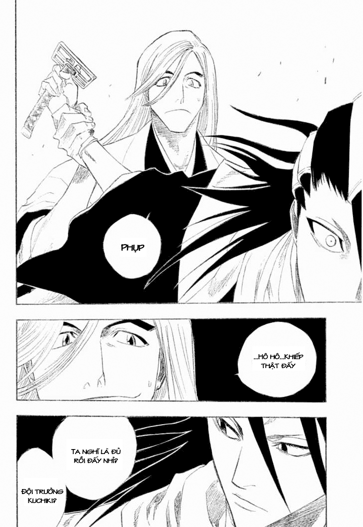 Bleach chapter 116 trang 39