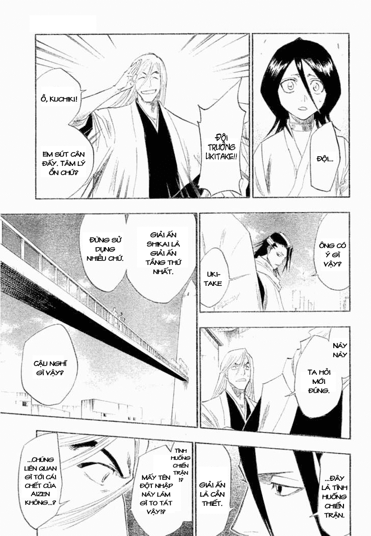 Bleach chapter 116 trang 40