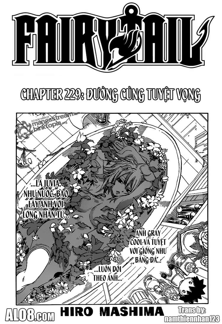Fairy Tail Chap 229