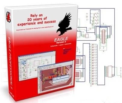 Download cadsoft eagle pcb versão 5. 12 te1.